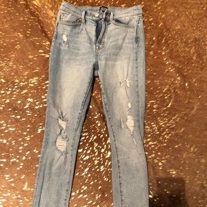 Urban outfitters BDG ripped jeans